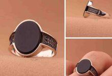 تصویر انگشتر مردانه-راهنمای جامع خرید [جذاب ترین] انگشتر های مردانه