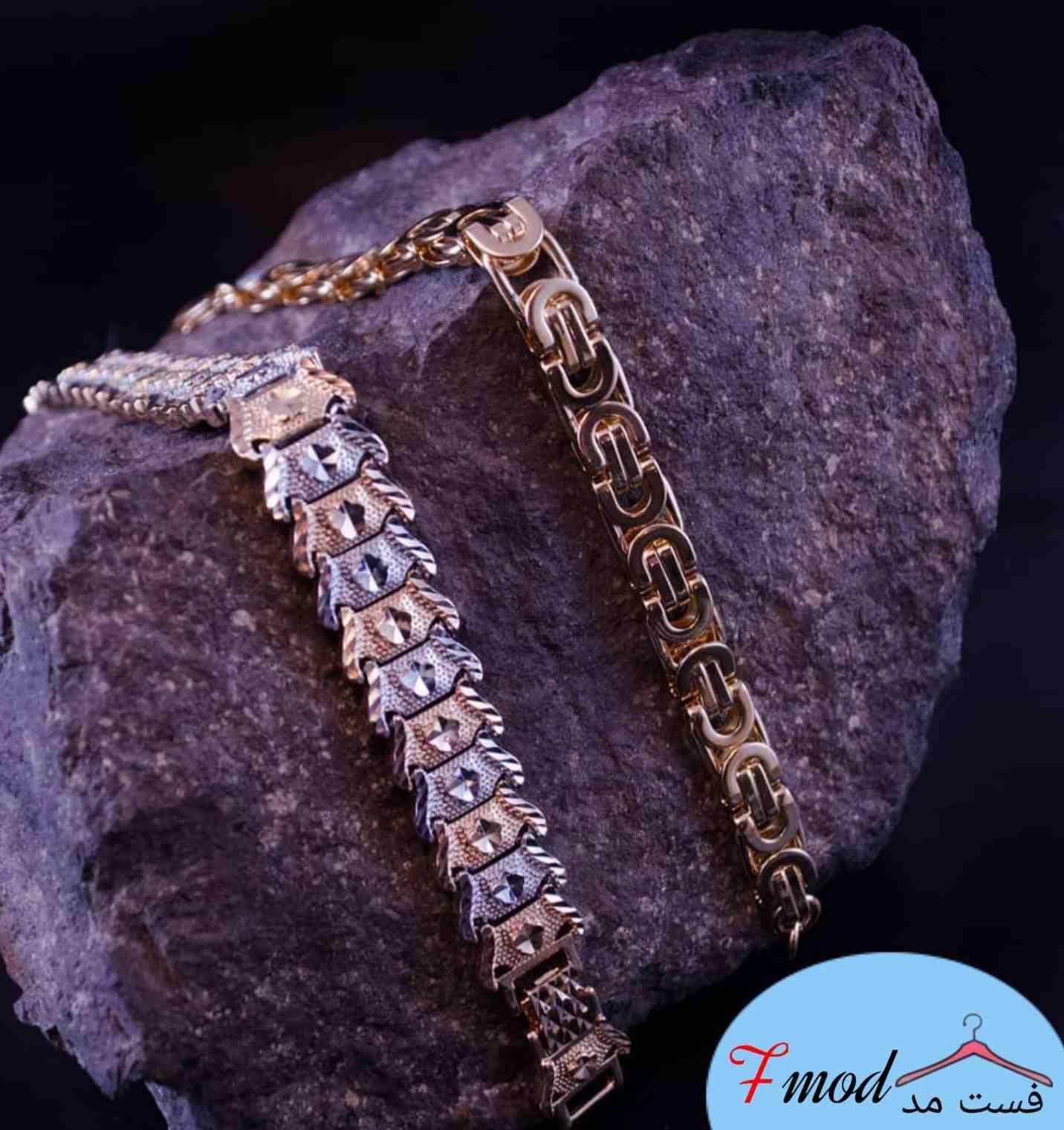 دستبند طلا1