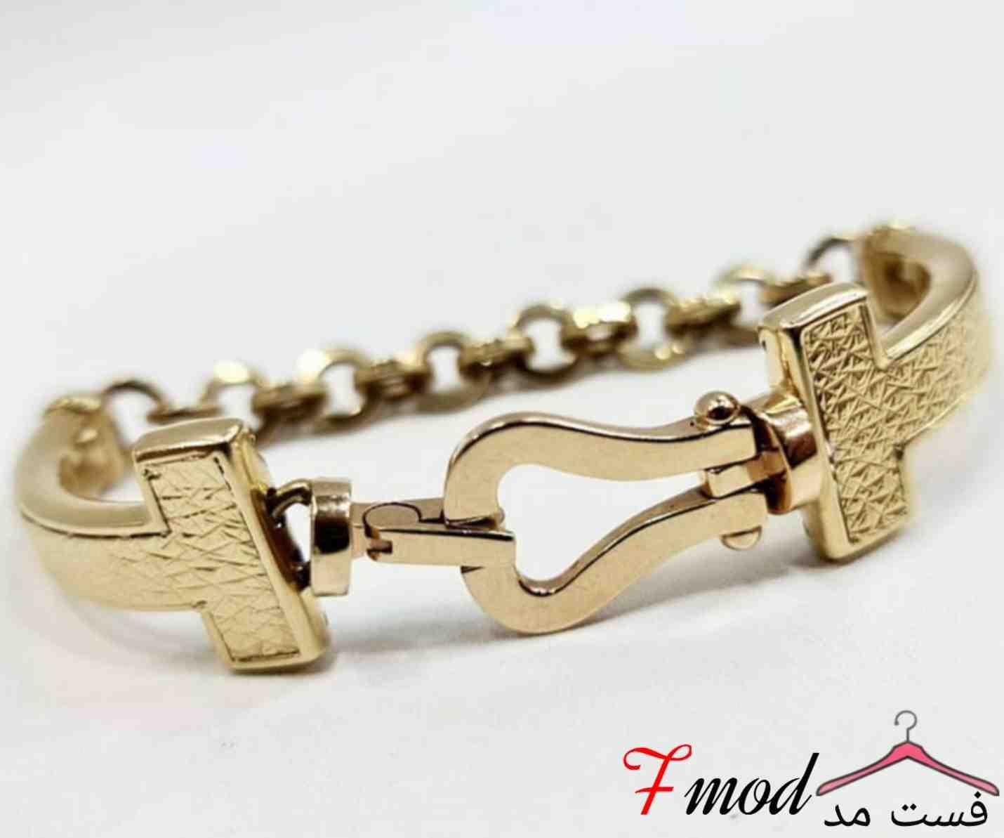 دستبند طلا10