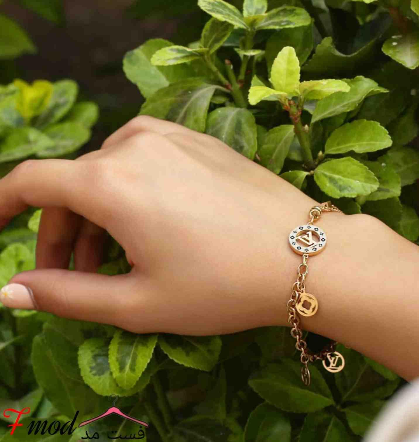 دستبند طلا11