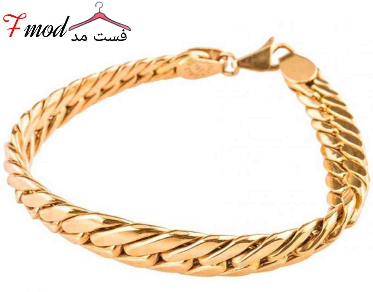دستبند طلا12