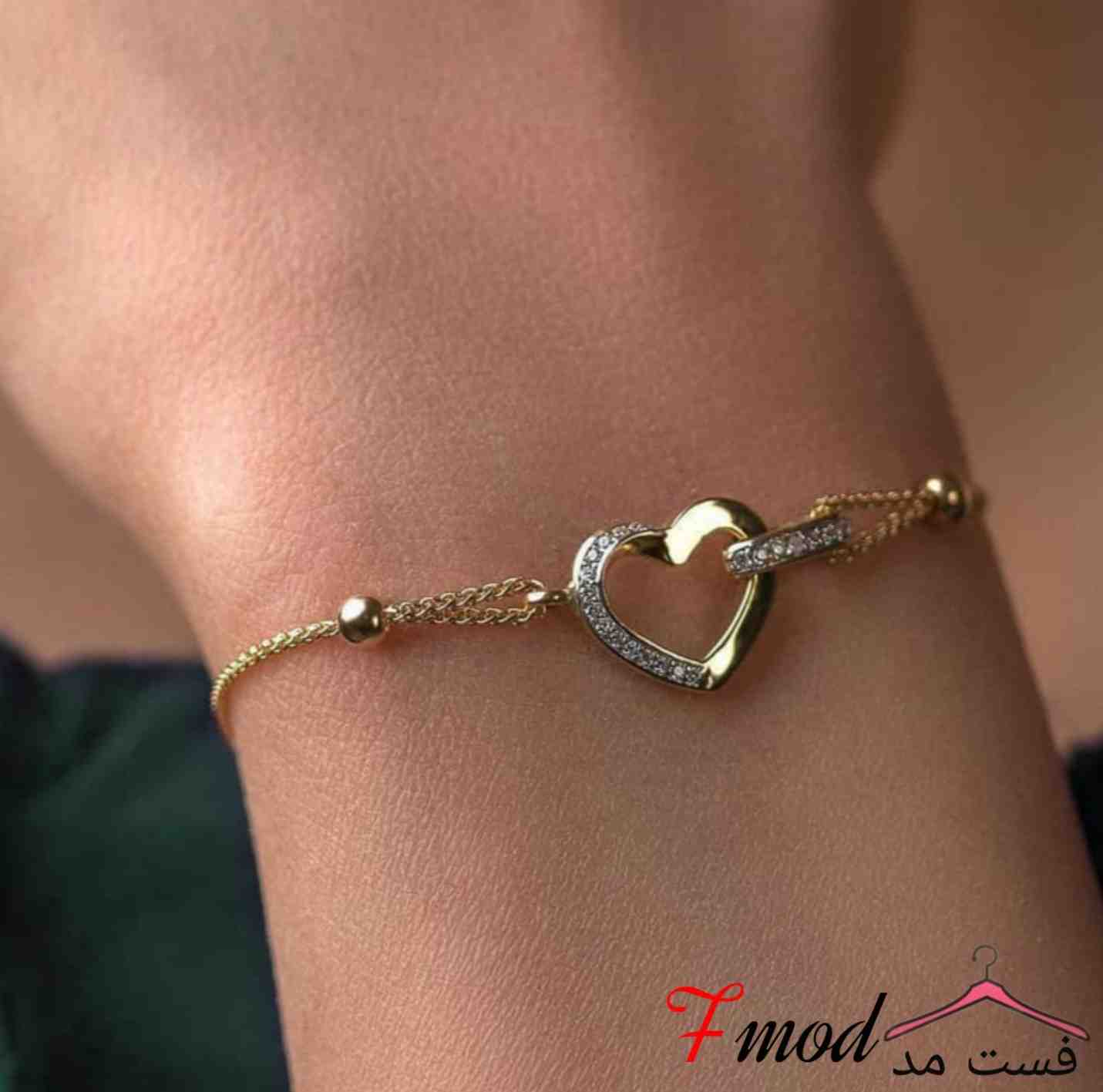 دستبند طلا13
