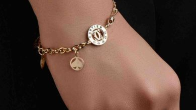 تصویر دستبند طلا زنانه-راهنمای جامع انتخاب دستبند طلا مناسب