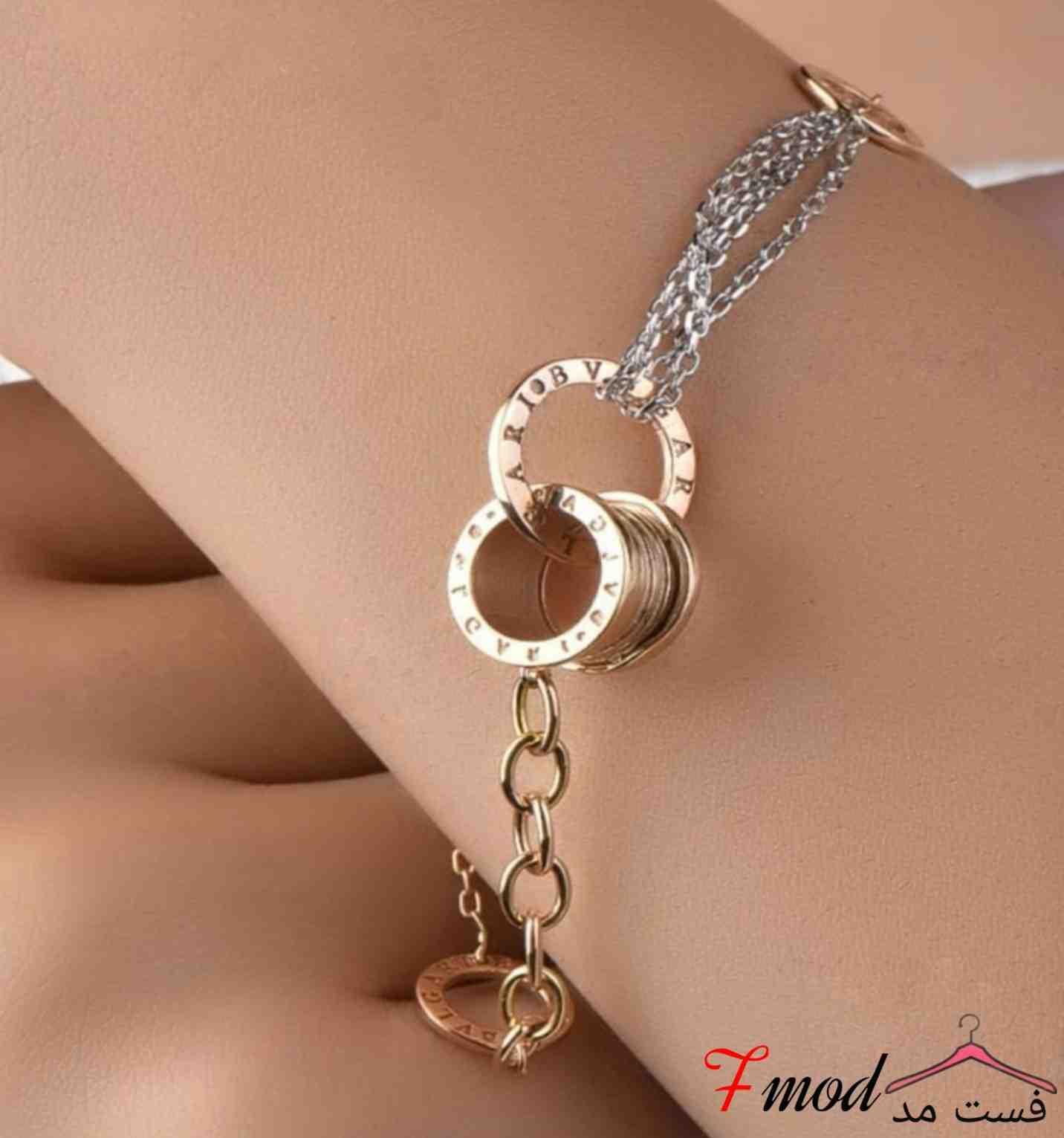 دستبند طلا15