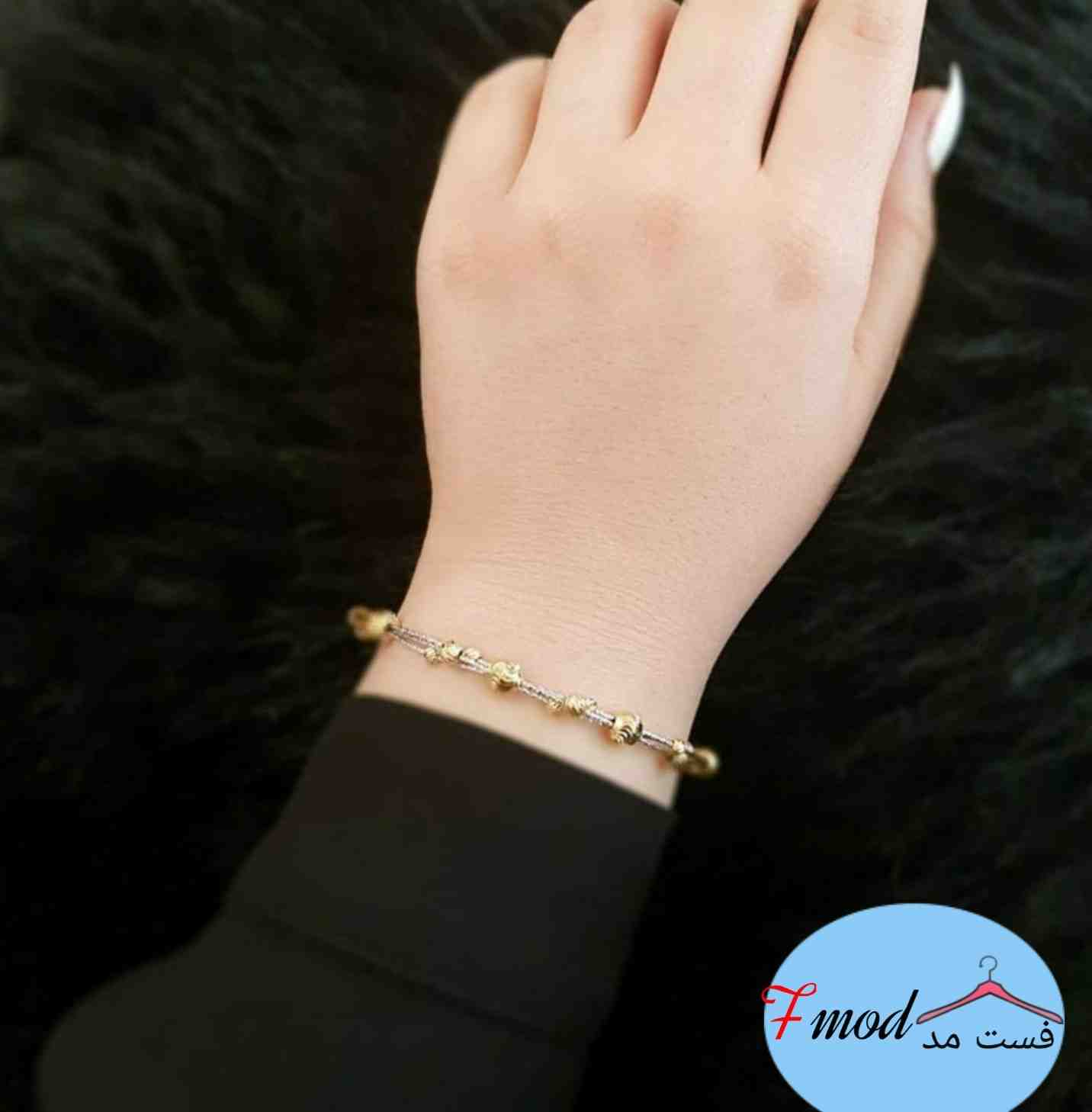 دستبند طلا16