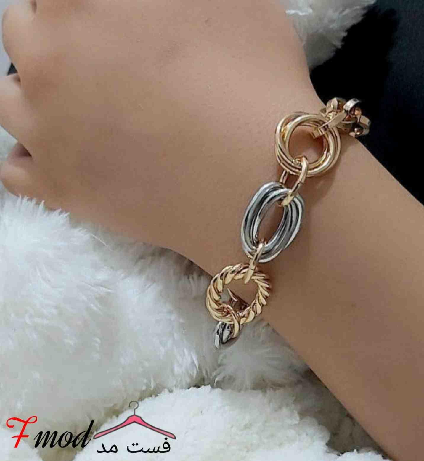 دستبند طلا17