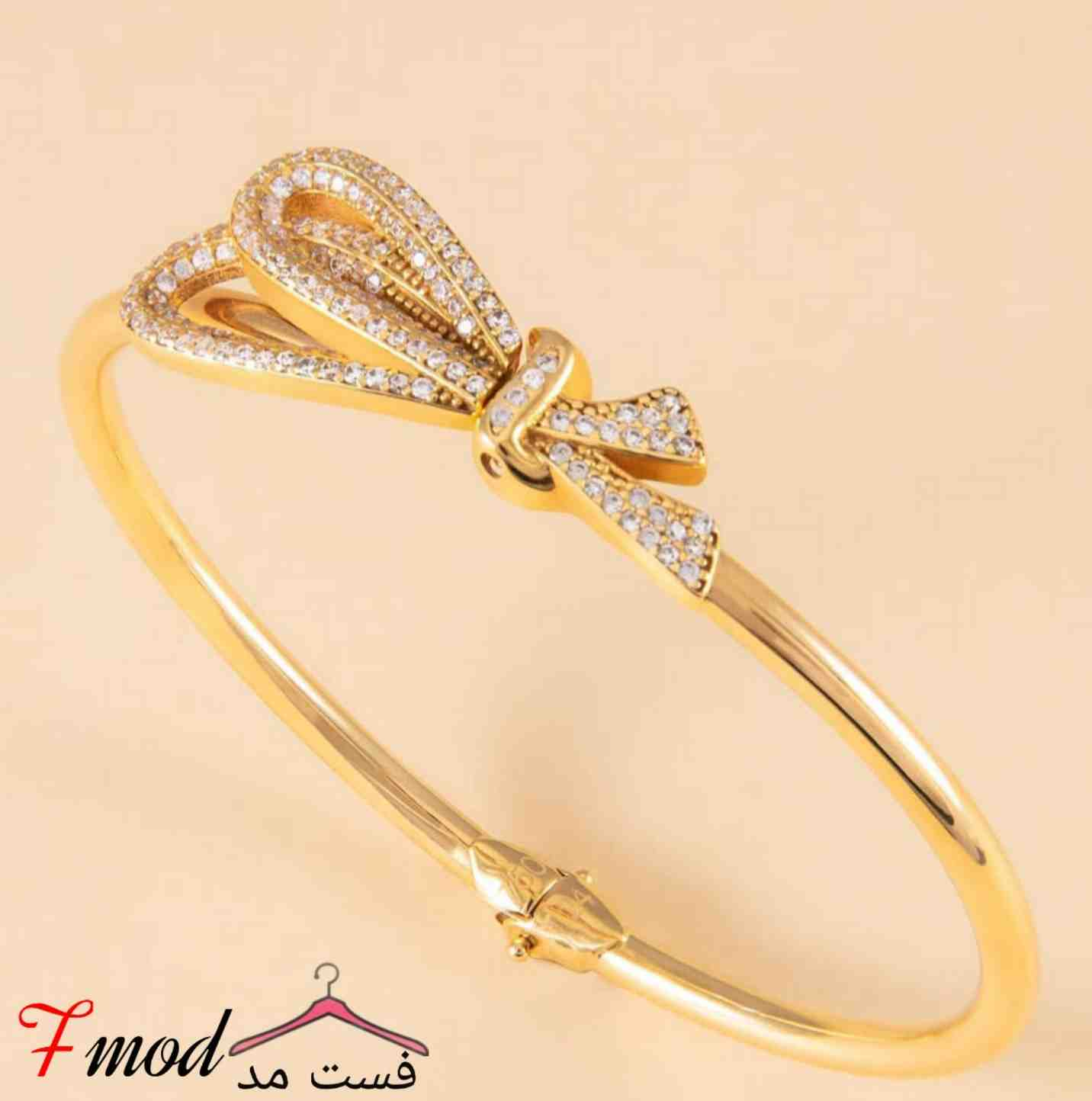 دستبند طلا18