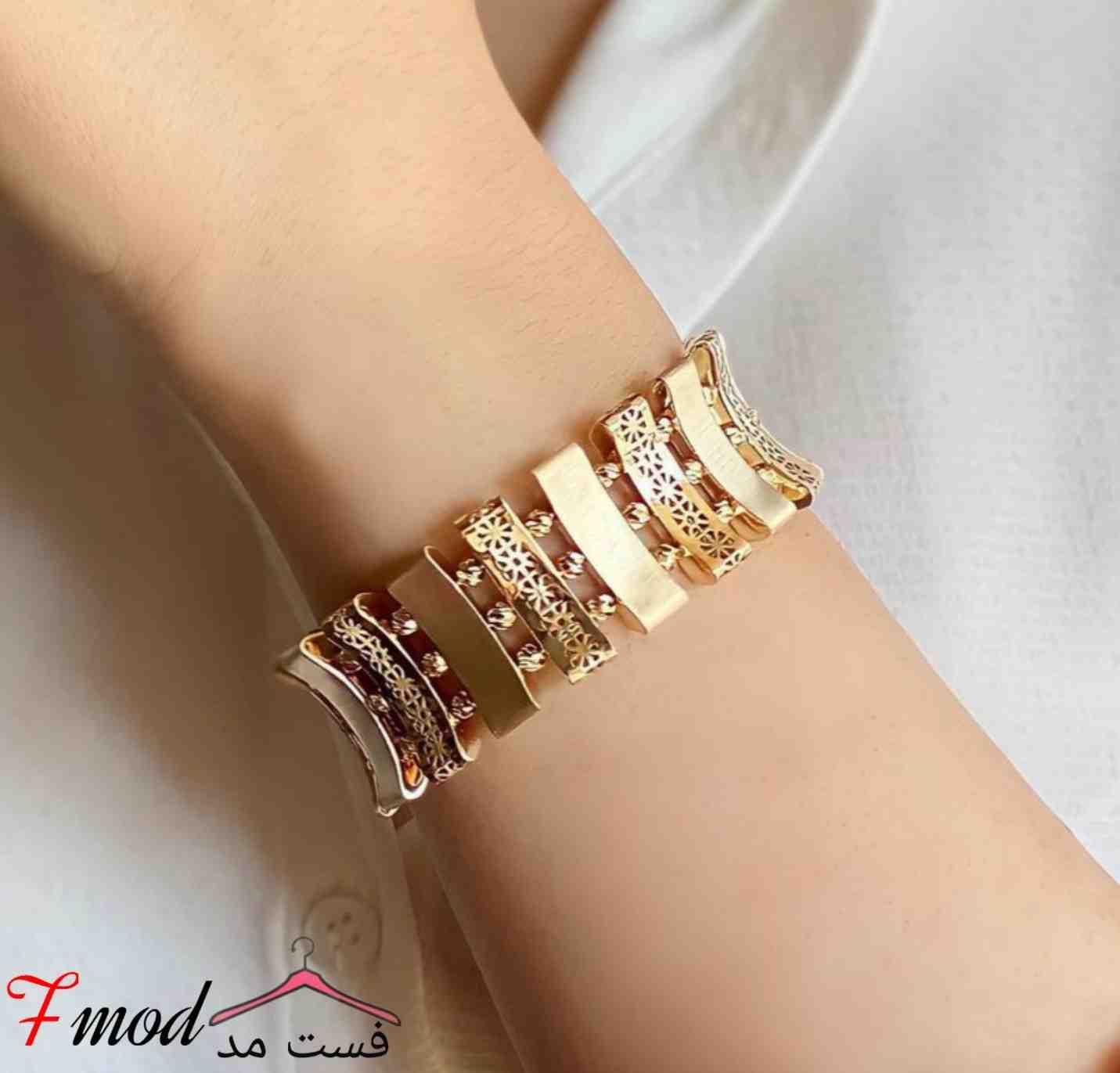 دستبند طلا19