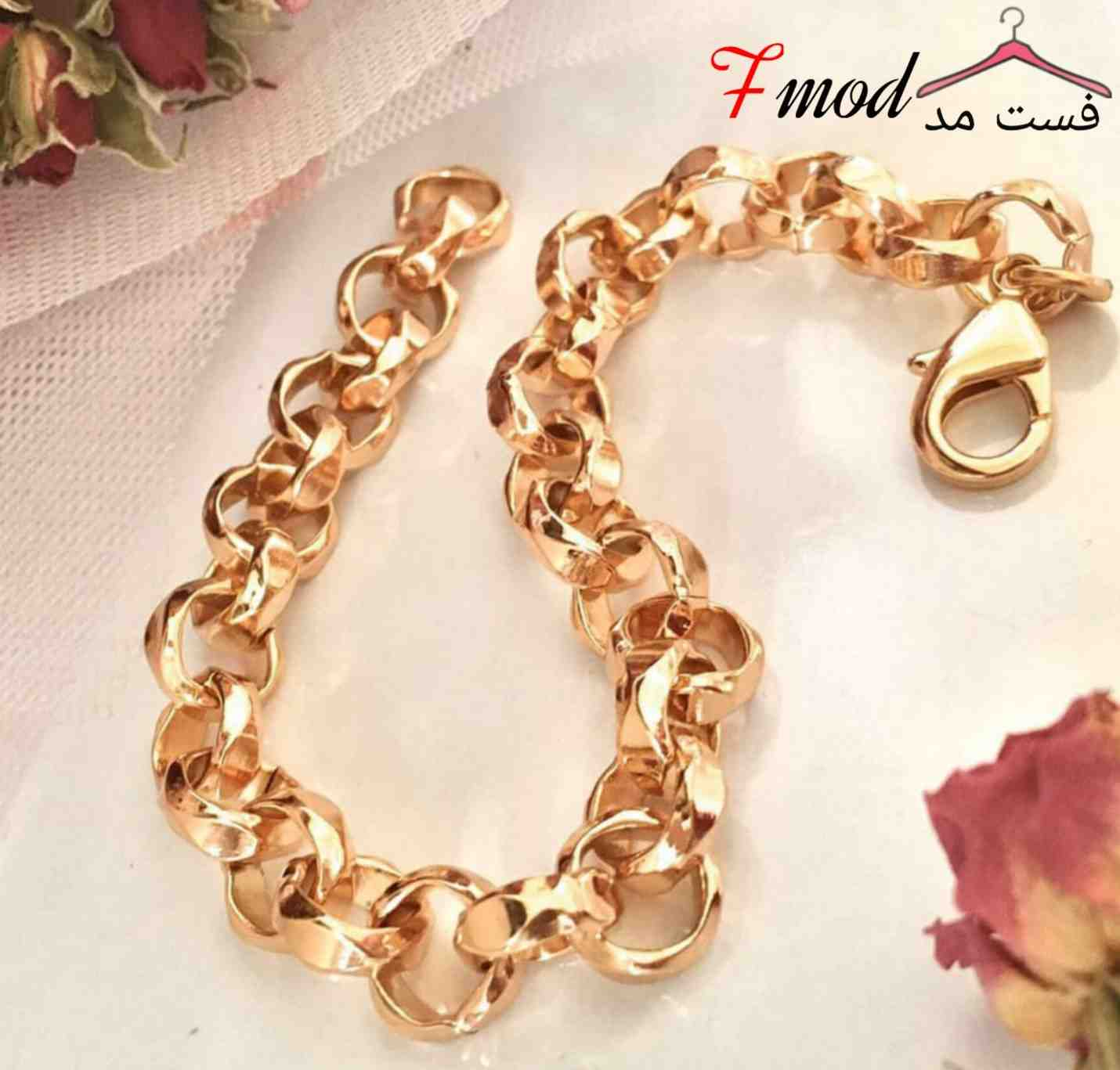 دستبند طلا2