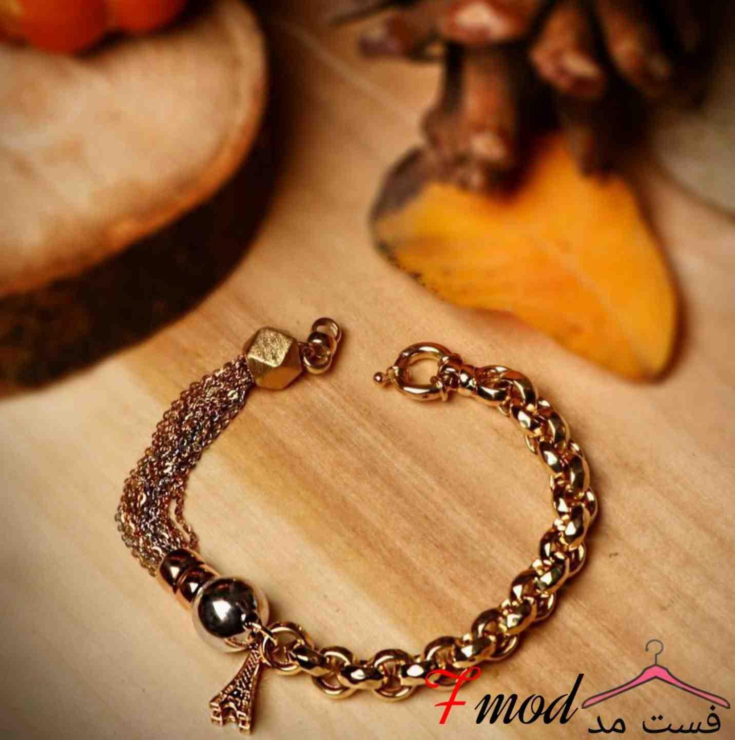 دستبند طلا20