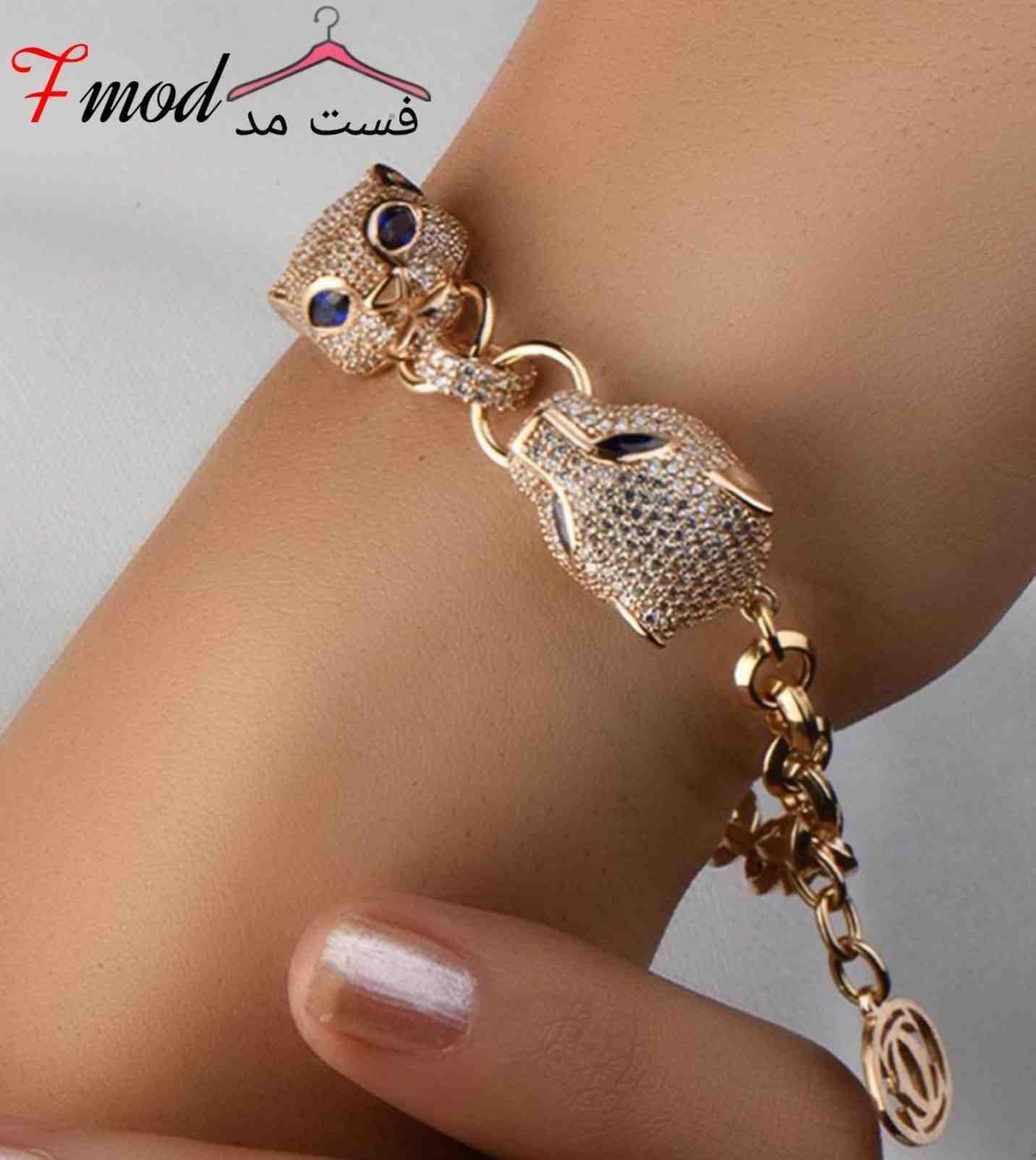 دستبند طلا21