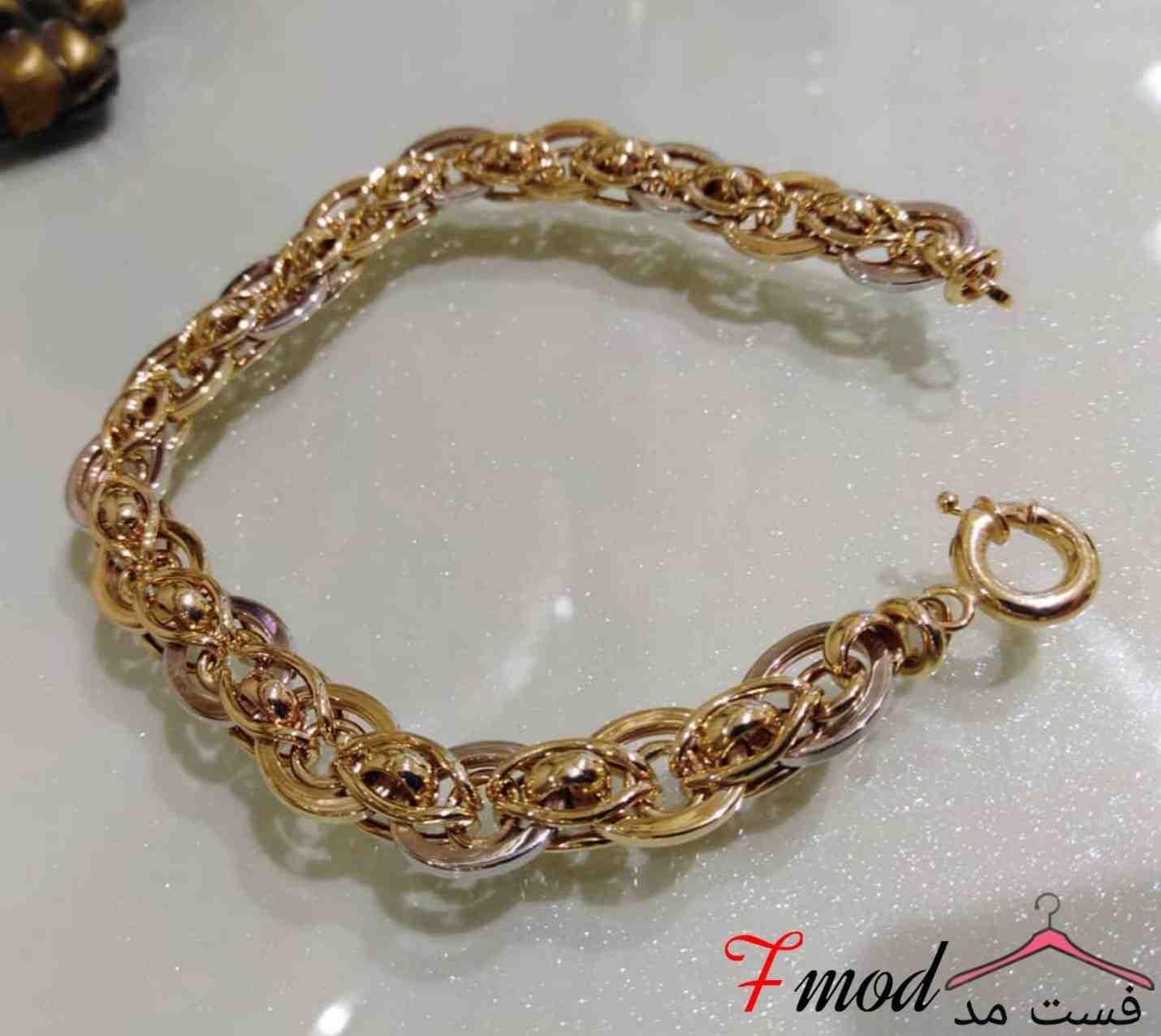 دستبند طلا25