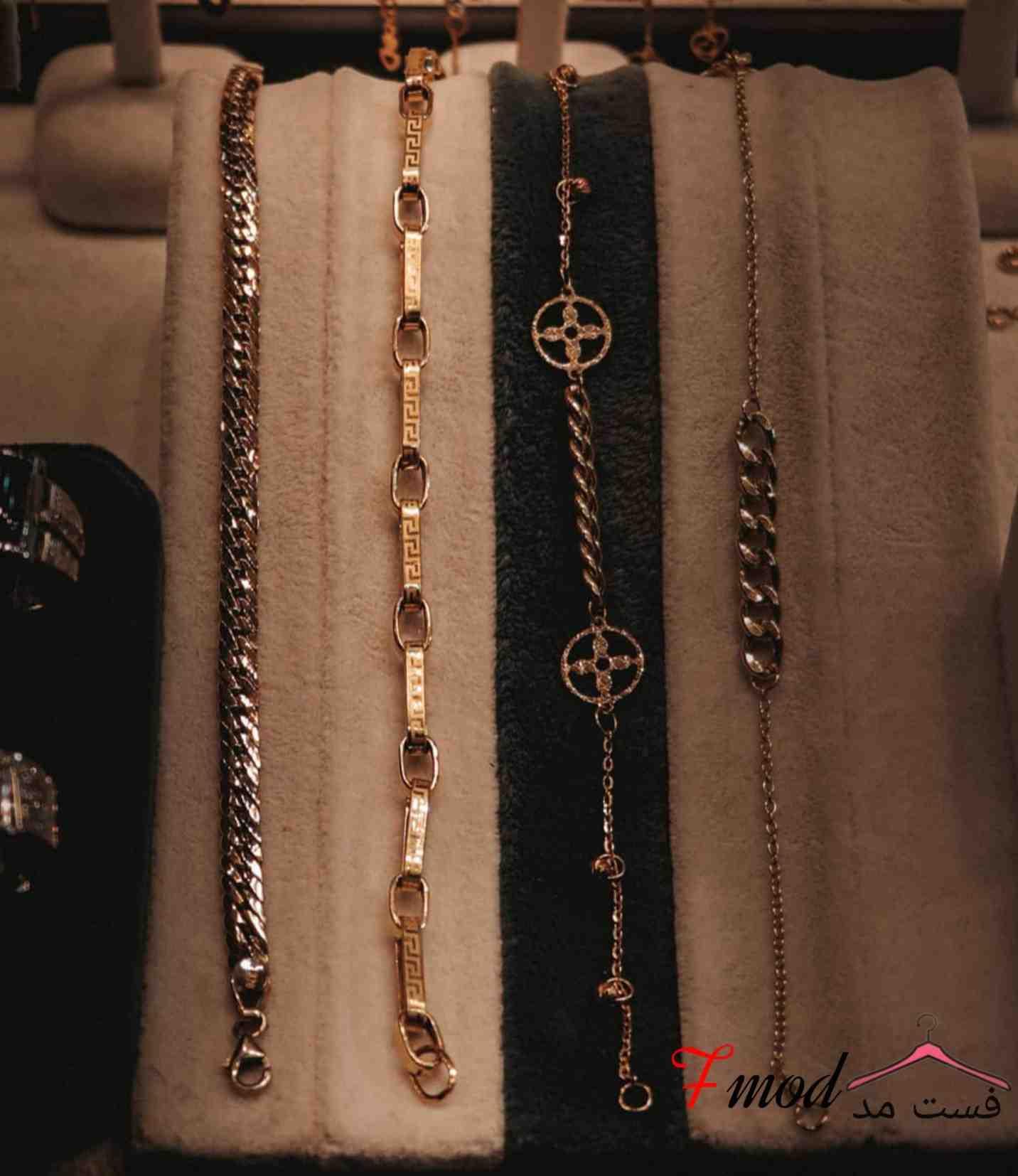 دستبند طلا3