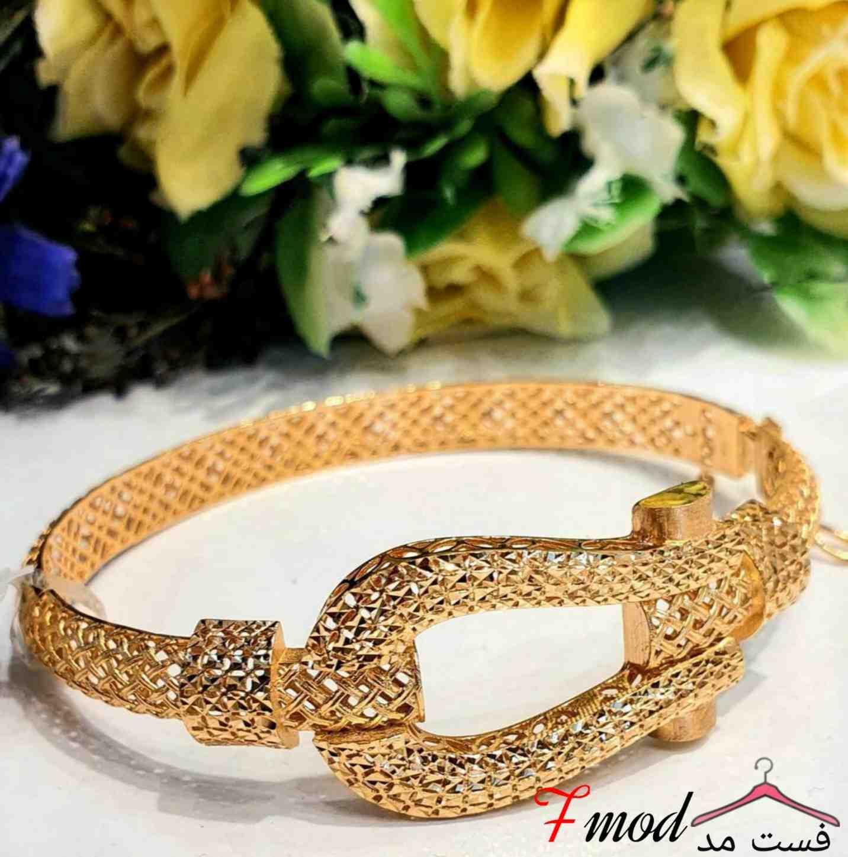 دستبند طلا4