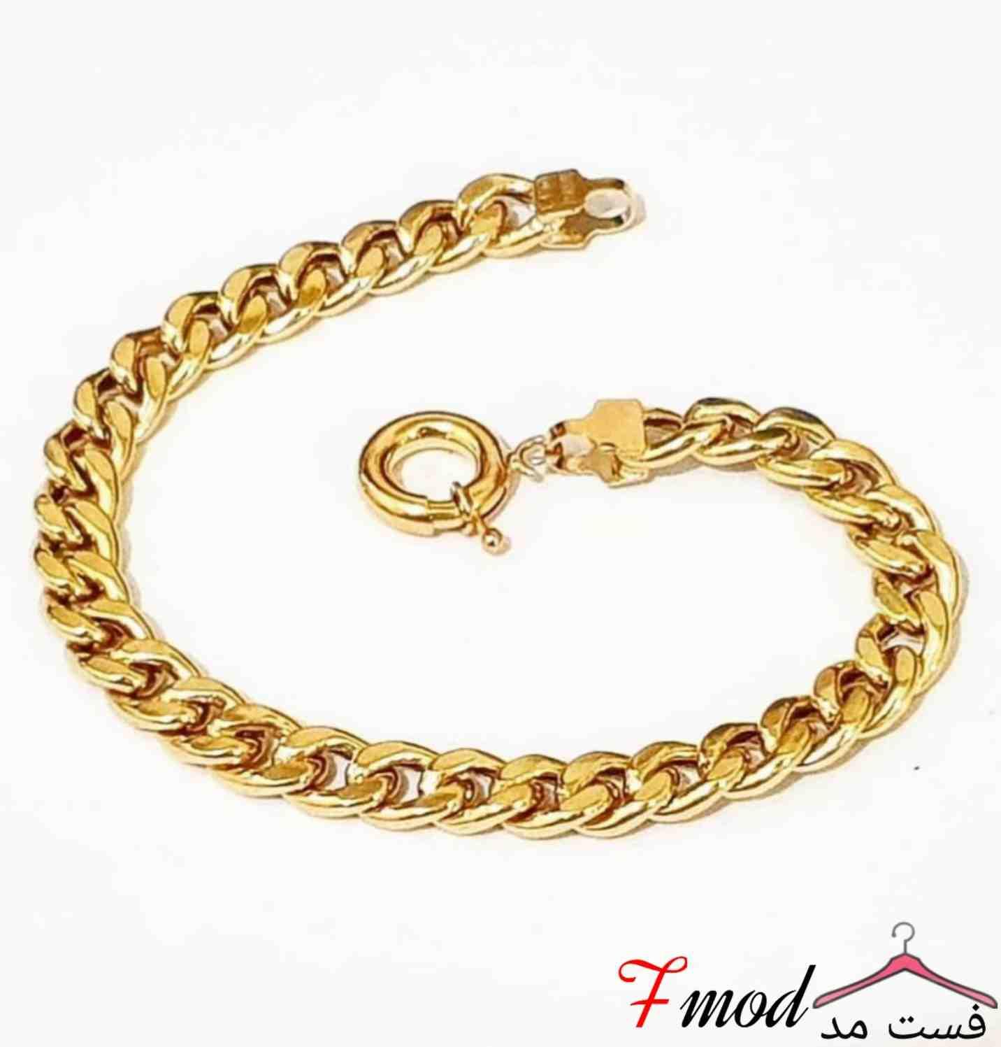 دستبند طلا5