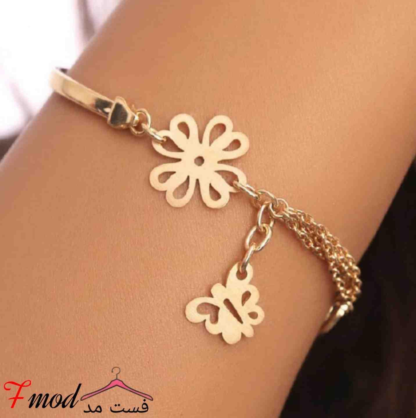 دستبند طلا7