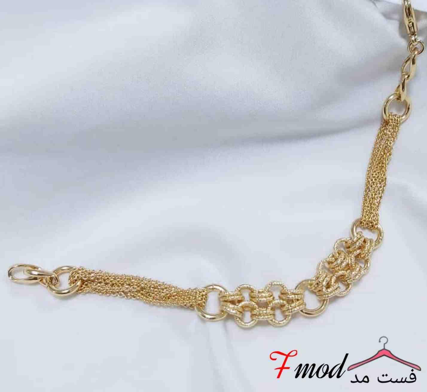 دستبند طلا9