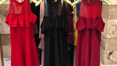 تصویر پیراهن مجلسی دخترانه [شیک ترین و جذاب ترین]