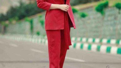 تصویر شیک ترین و زیبا ترین کت و شلوار زنانه مجلسی