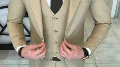 تصویر کت و شلوار مردانه-نکاتی طلایی در انتخاب کت و شلوار [مجلسی]