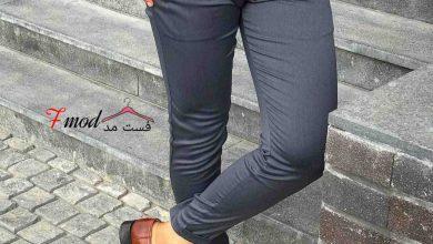 تصویر انواع شلوار مردانه پارچه ای و جین برای آقایان خوش پوش