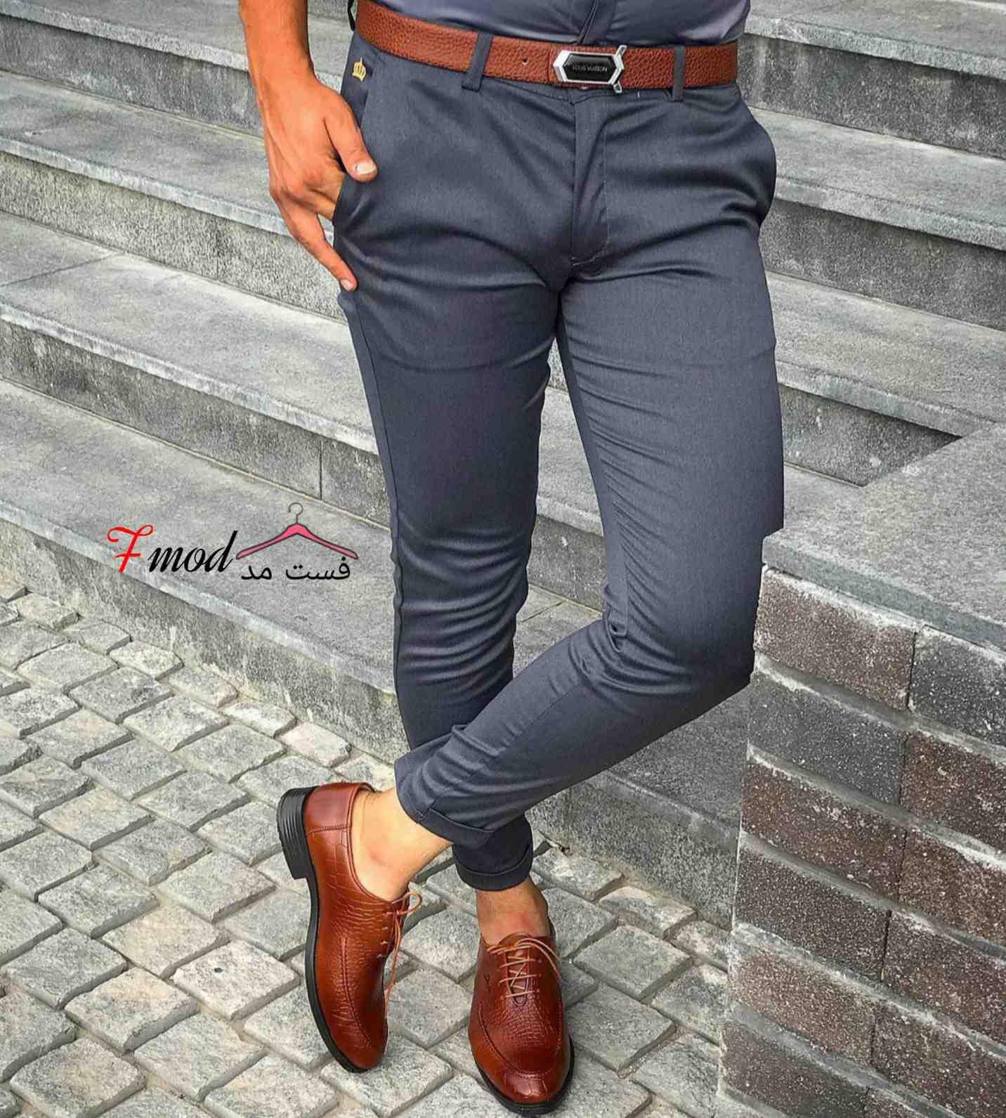 شلوار پارچه ای و جین مردانه