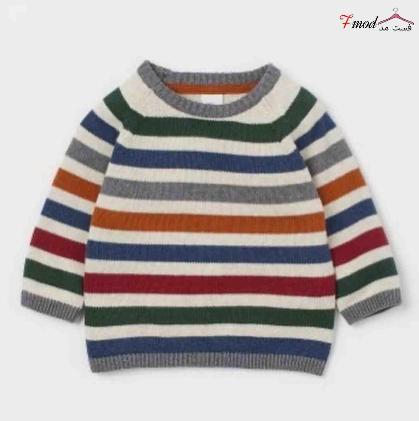 لباس بافتنی برای کودکان
