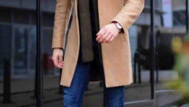 تصویر کت مردانه بلند-نکات طلایی و انواع کت های بلند مردانه