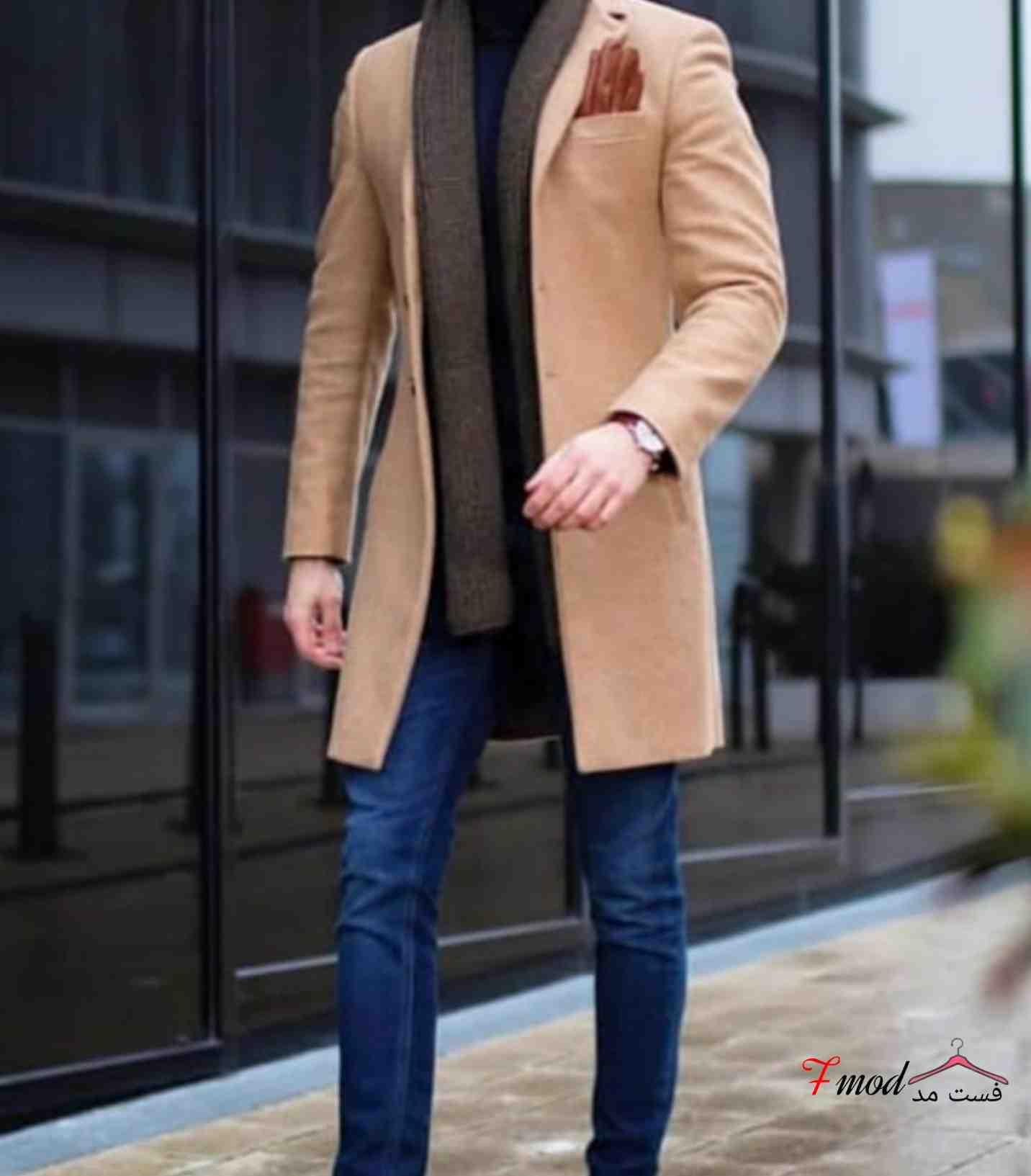 کت مردانه بلند