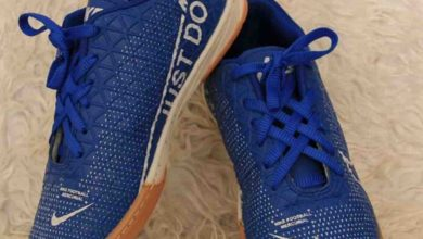 تصویر کفش سالنی- راهنمای جامع کفش سالنی برای ورزشکاران