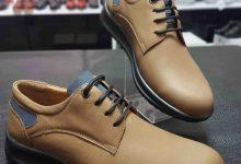تصویر کفش چرم مردانه- انتخاب و خرید کفش چرم مردانه