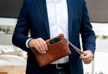 تصویر کیف دستی مردانه- راهنمای فوق العاده در مورد کیف های دستی مردانه